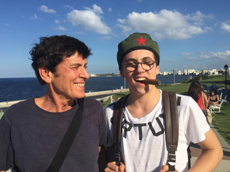 Gianni Morandi a Cuba 10686810