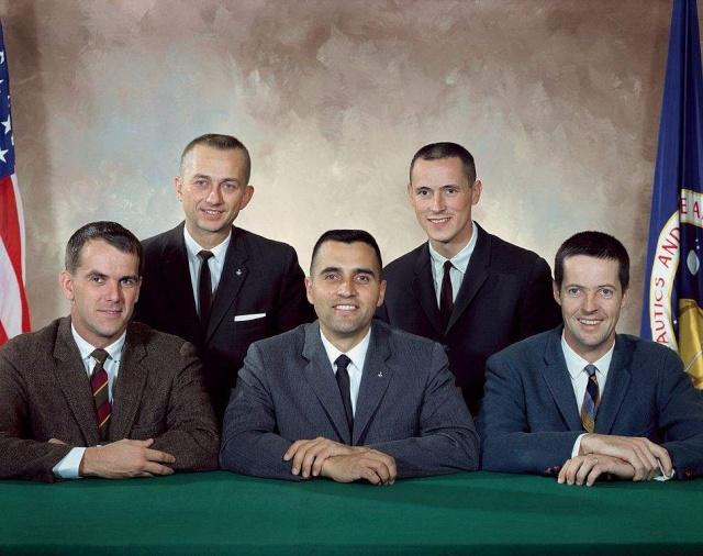 Disparition de l'astronaute (unflown) Curt Michel (1934 - 2015) 971px-10