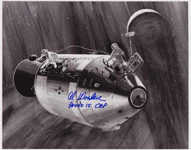 Apollo 15 - La mission - Rares Documents, Photos, et autres ... Apollo10