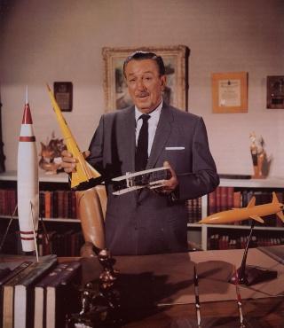 9 mars 1955 - 1ère diffusion de Man In Space de Disney / 60ème anniversaire B9walt10