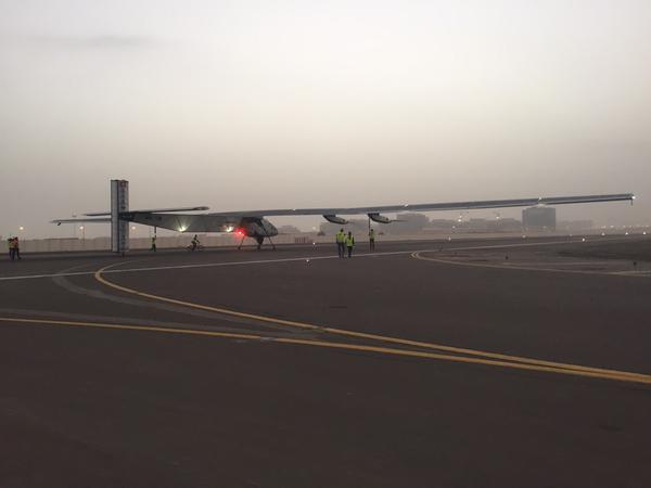 Solar Impulse 2 - Tour du monde  B_n0xe10