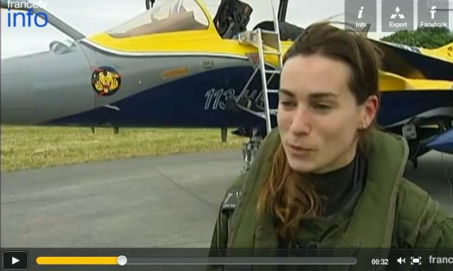 Première femme pilote de Rafale Captur10