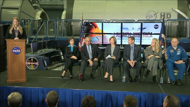 Les premiers vols habités de la Dragon et de la CST-100 annoncés pour le premier semestre 2017 Ccp-pa10