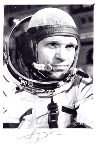 Disparition du cosmonaute Alexeï Goubarev (1931-2015) Goubar10