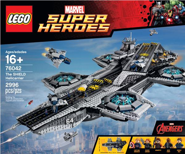 [hors sujet] Le porte-avions du Shield en Lego Leogo_10