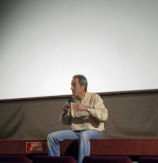 19 janvier 2015 - film Moonwalk One et l'astronaute Jean-François Clervoy à Saint-Maur (94) P1200011