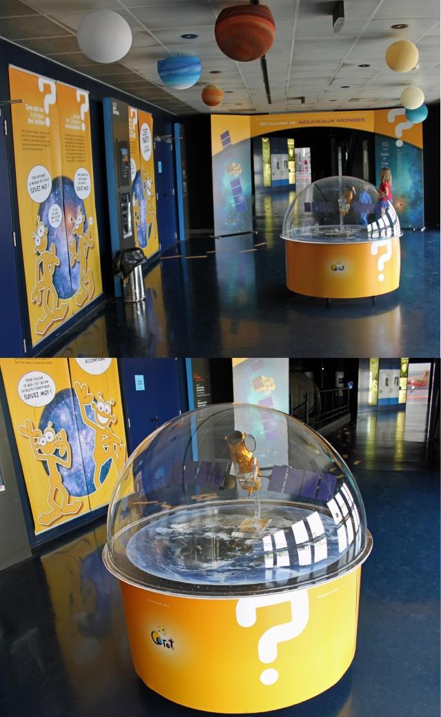 Juin à décembre 2013 - Mission Corot - Musée de l'Air et de l'Espace au Bourget Page_b15