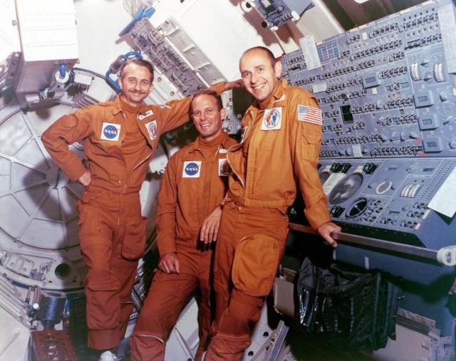 Skylab 3 - La mission - Rares Documents, Photos, et autres ... Skylab18