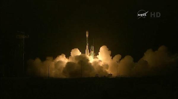 Lancement de la mission spatiale SMAP - 31 janvier 2015 Smap_d10