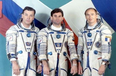 1er juillet 1993 - Mission Soyouz TM-17 Altaïr - 20 ans Soyouz12