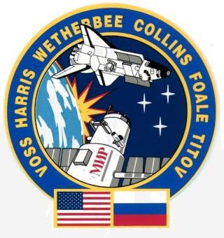 20ème anniversaire de la mission STS-63 / Eileen Collins devient la première femme pilote de navette spatiale Sts-6310