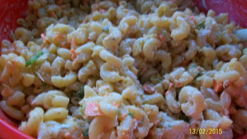 Salade de macaroni de Best 100_6731
