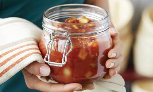 Ketchup maison aux épices berbères Sans_t10