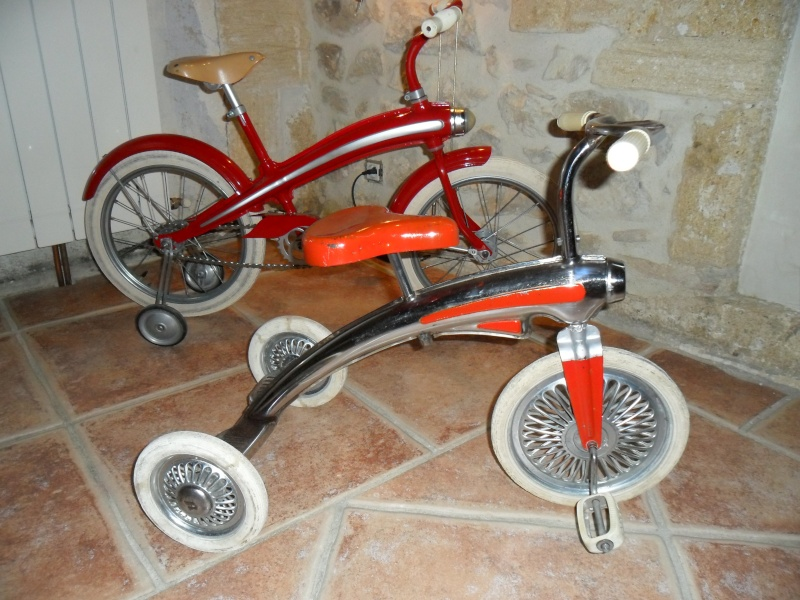 tricycle chromé inconnu +manufrance 1964. Sam_4533