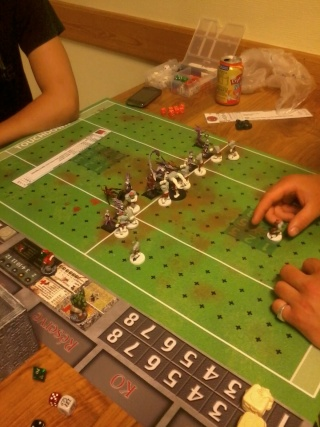 Photos : une soirée de blood bowl !! 20130712