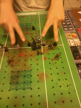 Photos : une soirée de blood bowl !! 20130713