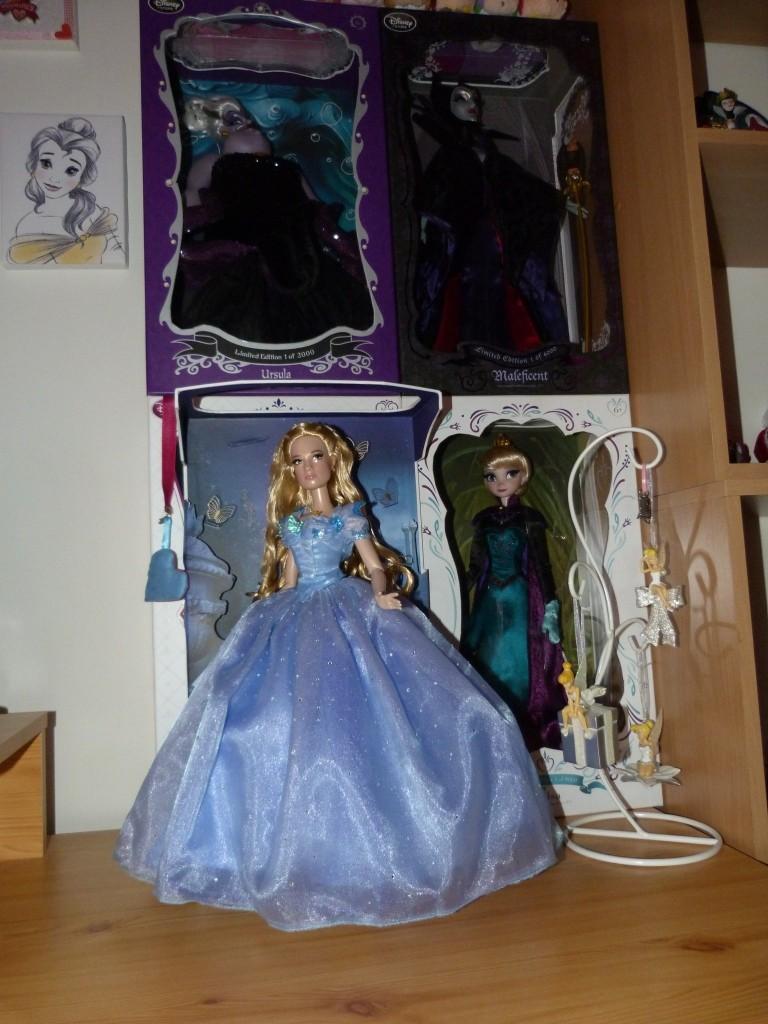 Disney Store Poupées Limited Edition 17'' (depuis 2009) - Page 4 P1360419