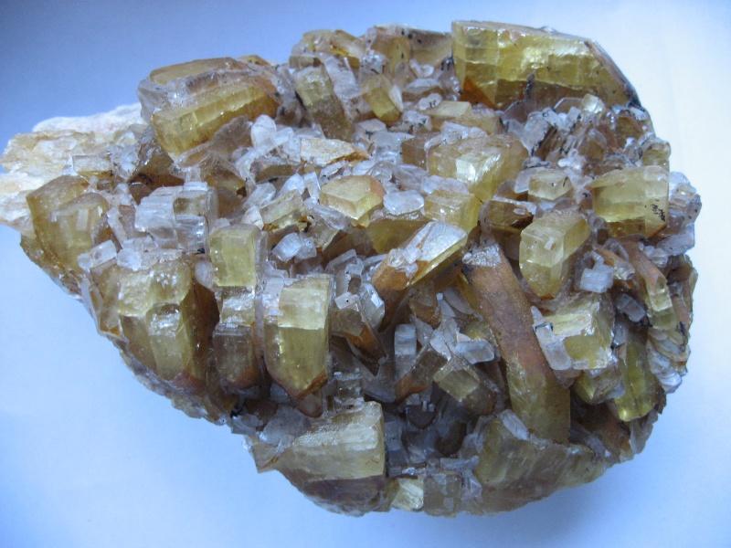 Différentes BARITES  de la mine CLARA - Page 2 00315
