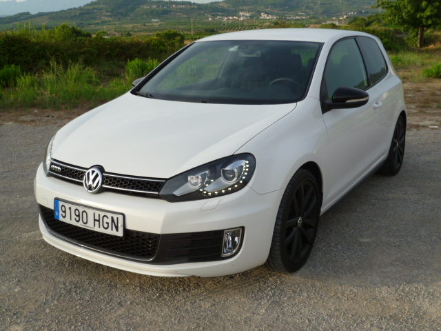 """[Golf GTD6 """"Volkswagen Racing""""] - Bazim P1000911"""