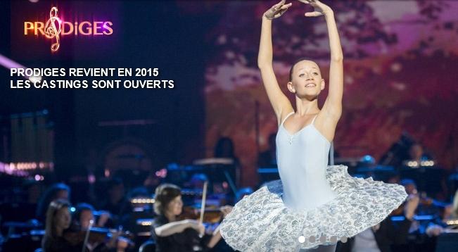 L'émission prodige sur France 2 Castin10