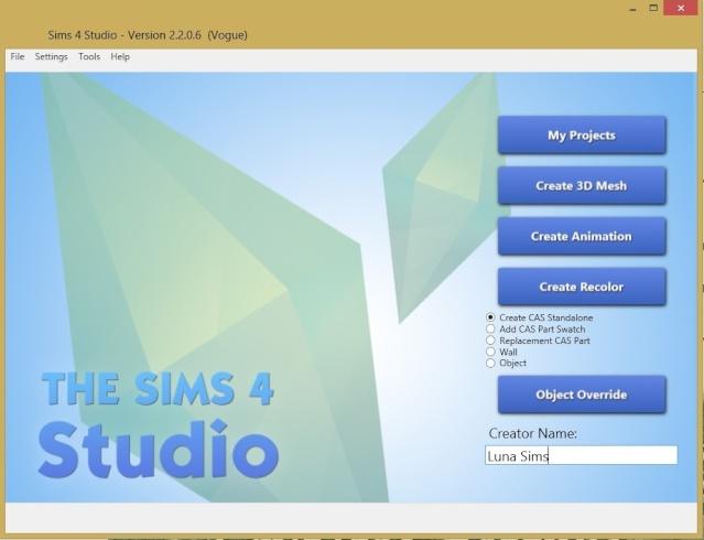 [Sims 4 Studio] Les bases de la recoloration de vêtements  - Groupe Do Sims4s10