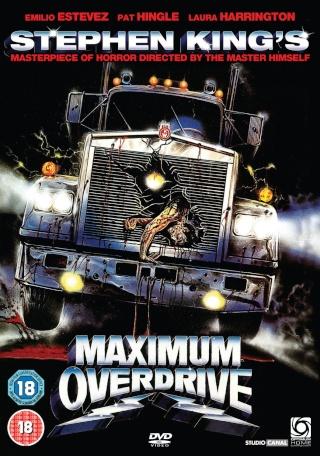 """Rhea M... Es begann ohne Warnung""  (  Maximum Overdrive, USA, 1986  ) 91rvlf10"