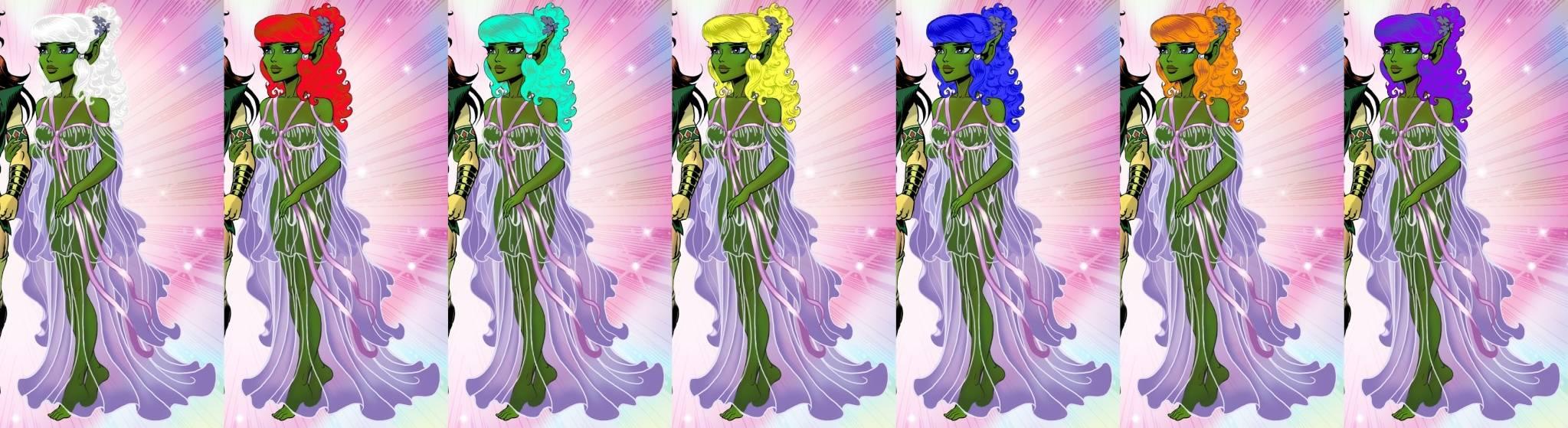 Vaeri's Colorings and Art Moonsh12