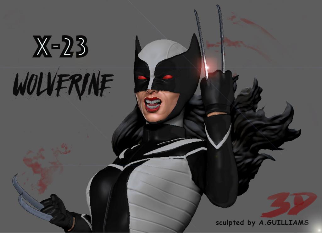 X-23 wolverine masked X-23_p12