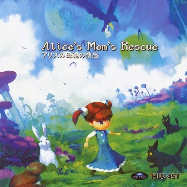 Review / Notez Alice's Mom's Rescue Imagev11