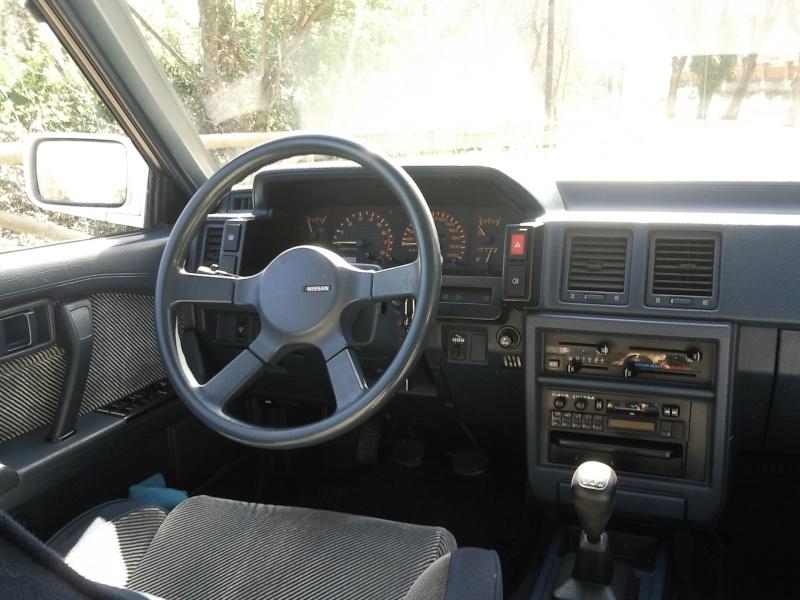 Nissan Bluebird turbo sgx t12, la restauration de l'Espagne - Page 2 Foto0812