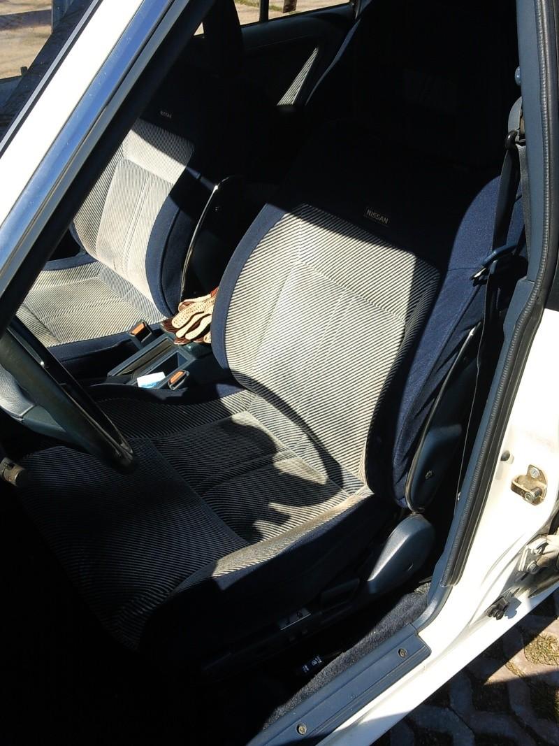 Nissan Bluebird turbo sgx t12, la restauration de l'Espagne - Page 2 Foto0814