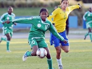Nigeria 1 v 0 Mexico -FIFA U20 Women World Cup, Nigeria through to Semi-final Falcon11
