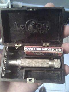 """Rasoir """"Le coq"""" 13502012"""