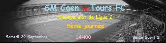 [9e journée de L2] SM Caen 0-1 Tours FC 9e_jou10