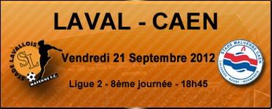[8e journée de L2] Stade Lavallois 1-2 SM Caen Bannia10