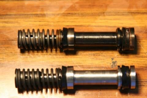 """OBP Cylindre Cylindre de Frein et Embrayage Cylindre 0,7/"""" 17,8mm"""