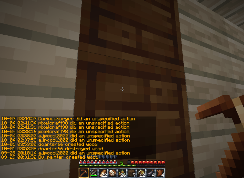 CuriousBerger Pvp Log and Griefing 2012-110