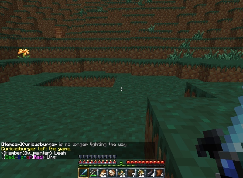 CuriousBerger Pvp Log and Griefing 2012-112