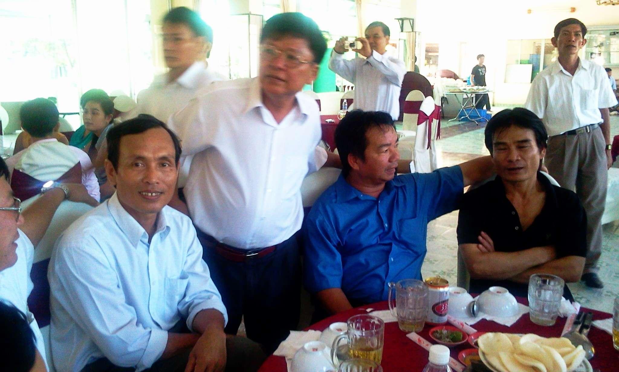 Hình ảnh cựu HV khóa 7 họp mặt kỷ niệm 25 năm tốt nghiệp SQLQ2 2012-023