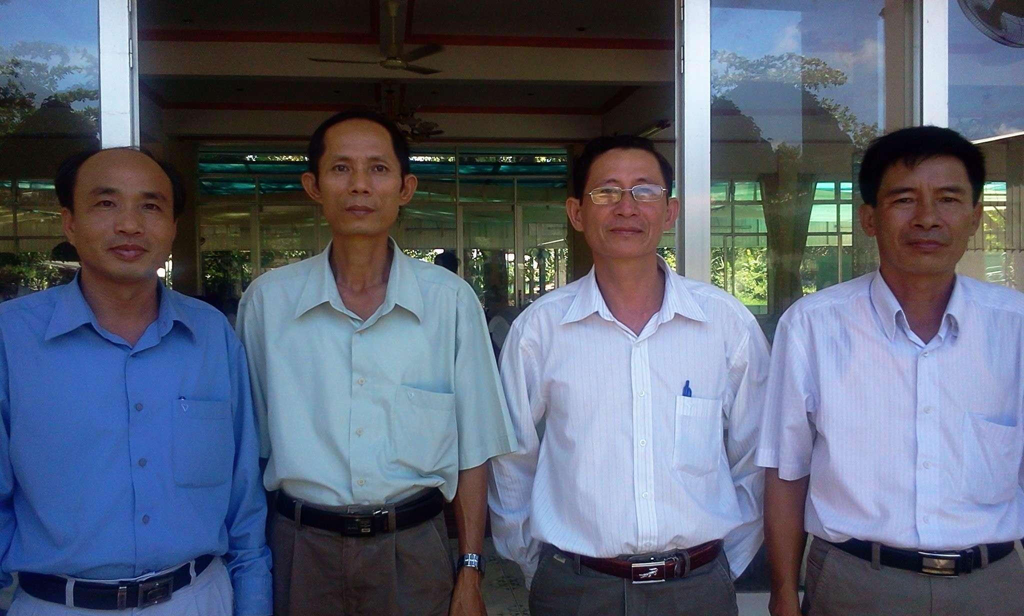 Hình ảnh cựu HV khóa 7 họp mặt kỷ niệm 25 năm tốt nghiệp SQLQ2 2012-024