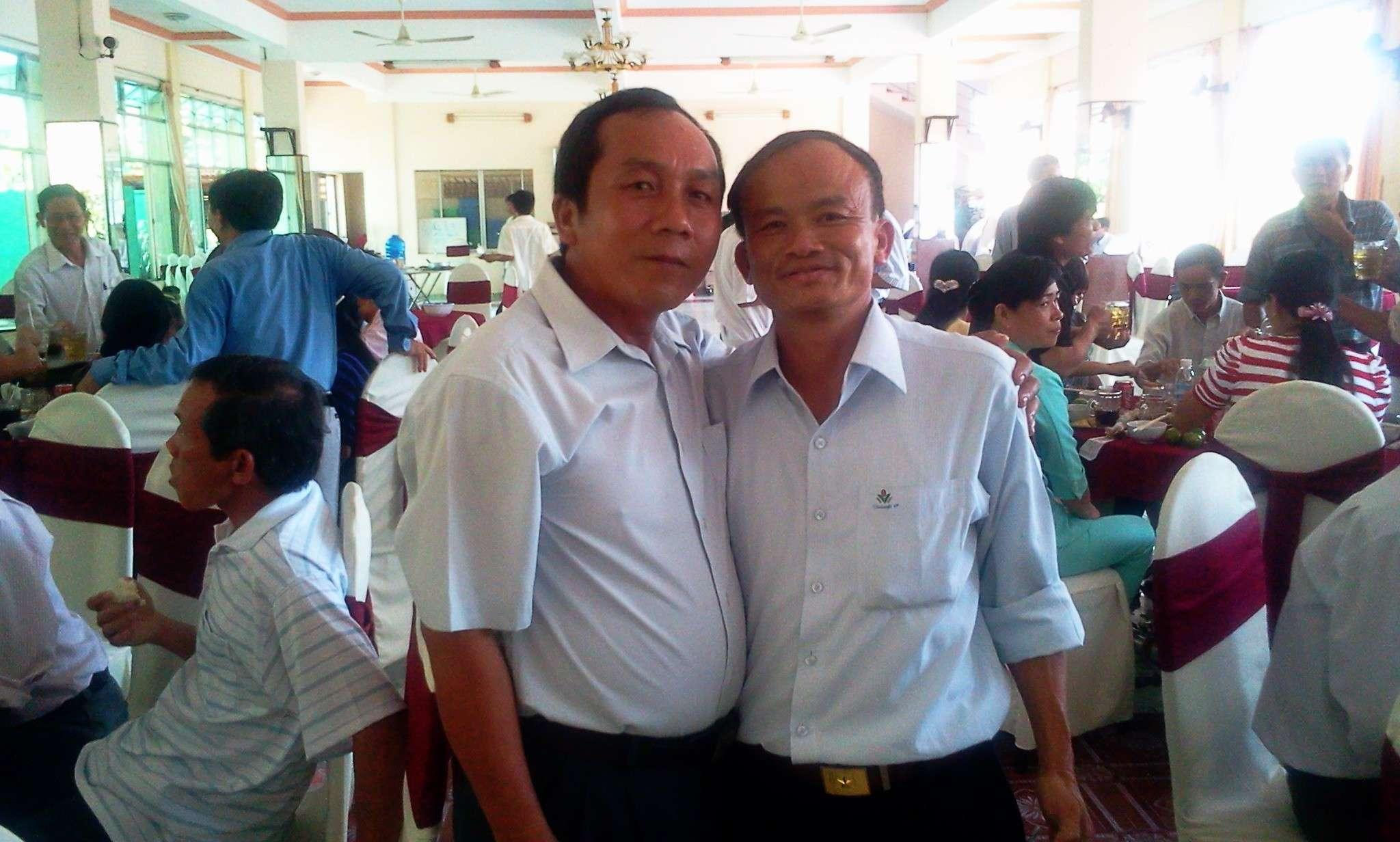Hình ảnh cựu HV khóa 7 họp mặt kỷ niệm 25 năm tốt nghiệp SQLQ2 2012-028