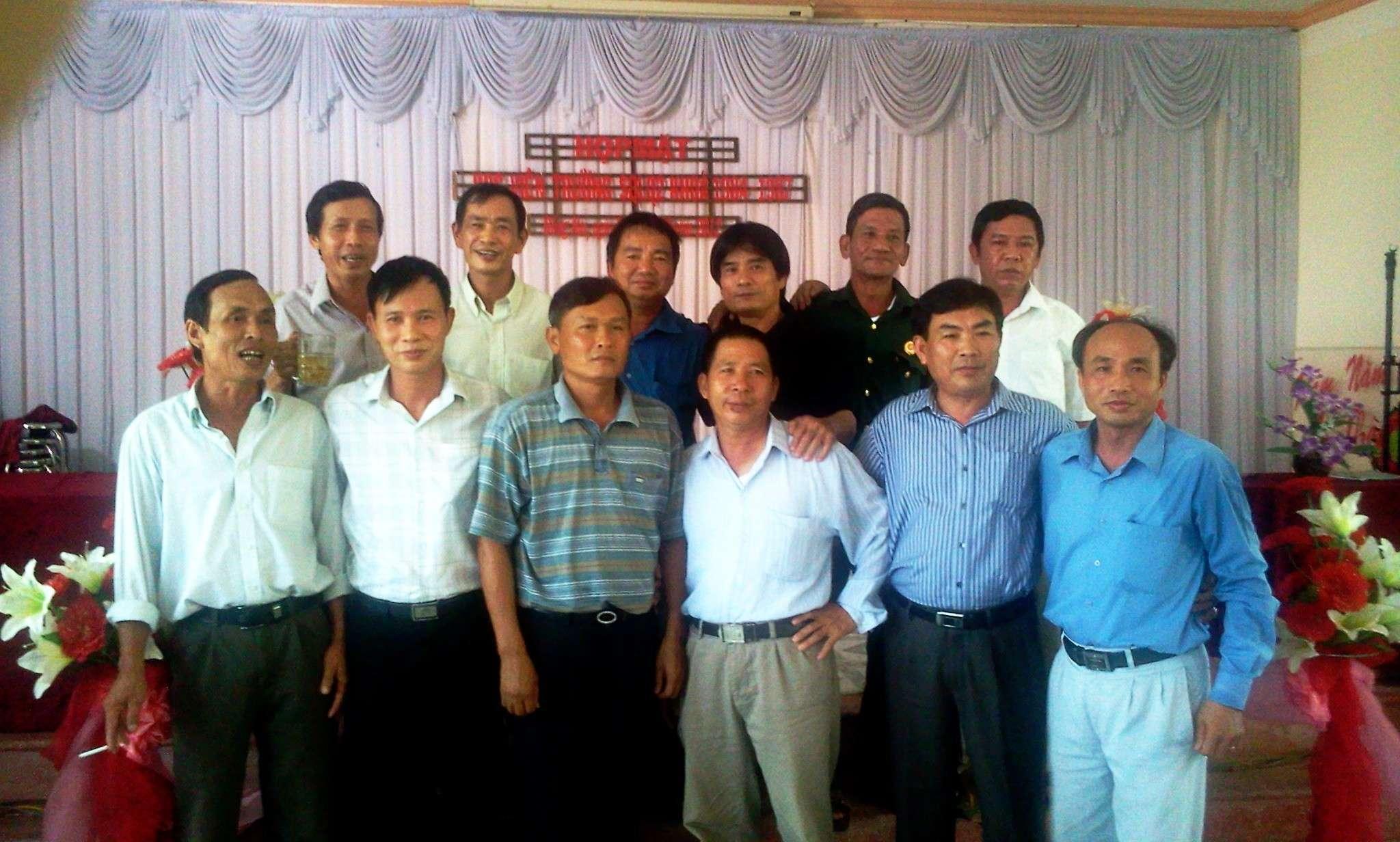 Hình ảnh cựu HV khóa 7 họp mặt kỷ niệm 25 năm tốt nghiệp SQLQ2 2012-032