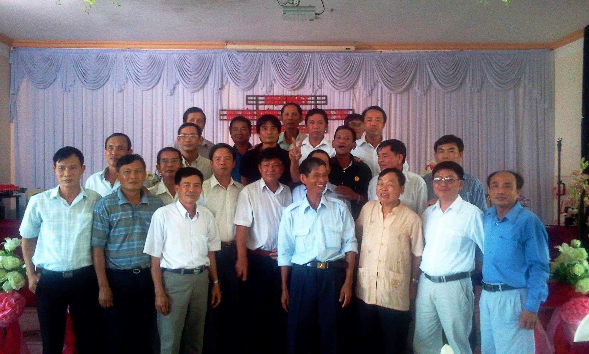 Hình ảnh cựu HV khóa 7 họp mặt kỷ niệm 25 năm tốt nghiệp SQLQ2 2012-034