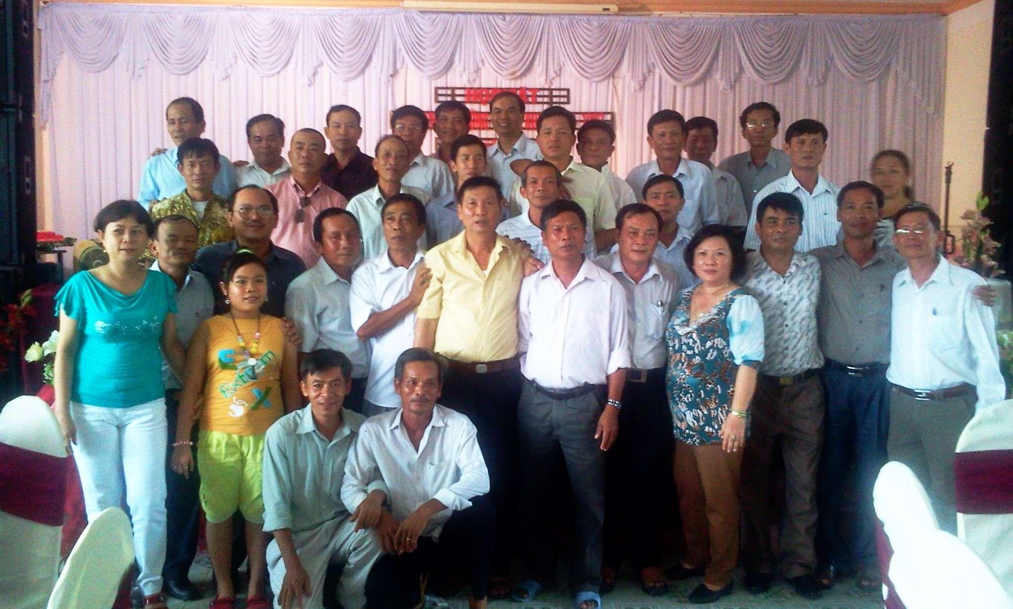 Hình ảnh cựu HV khóa 7 họp mặt kỷ niệm 25 năm tốt nghiệp SQLQ2 2012-036