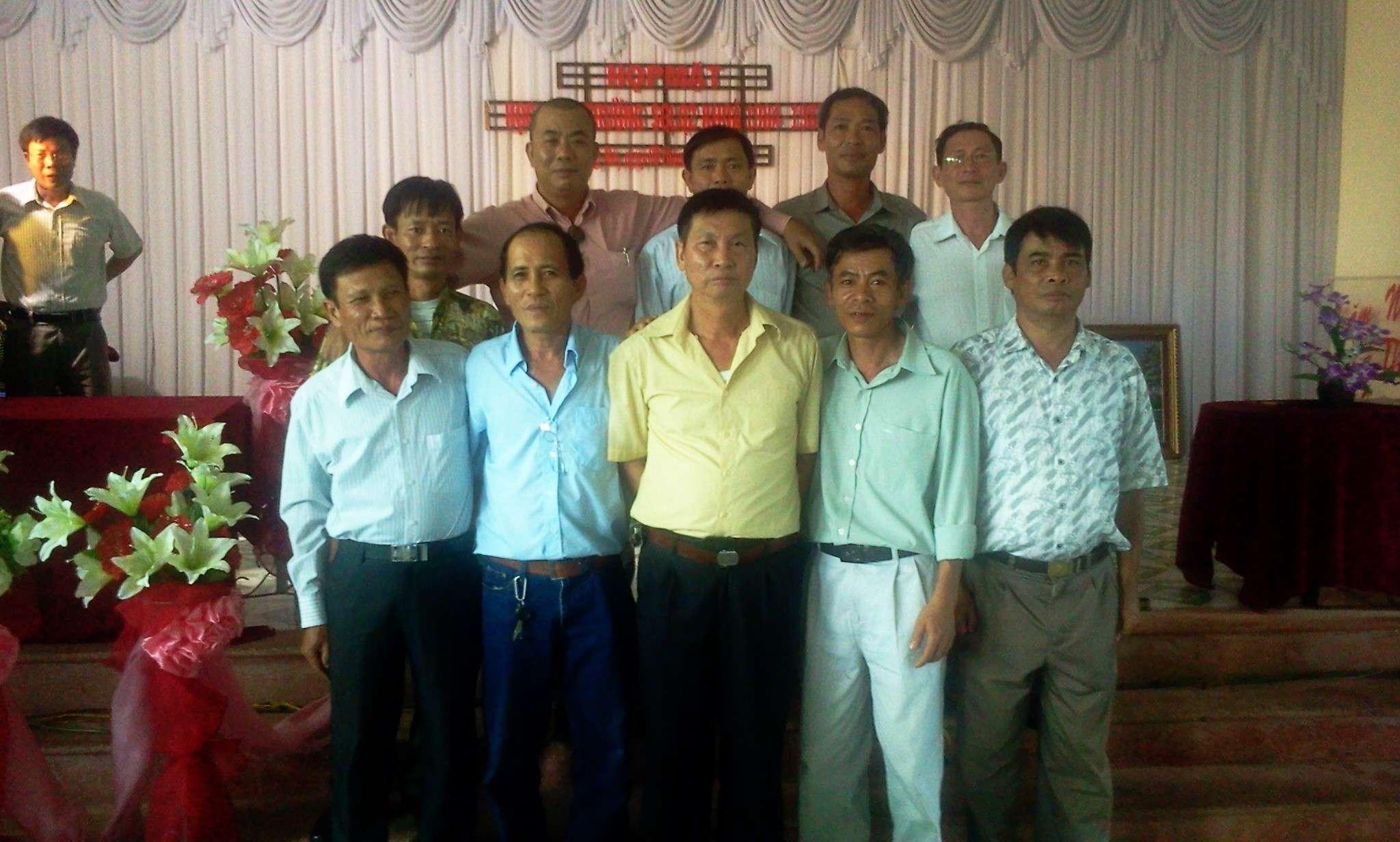 Hình ảnh cựu HV khóa 7 họp mặt kỷ niệm 25 năm tốt nghiệp SQLQ2 2012-037