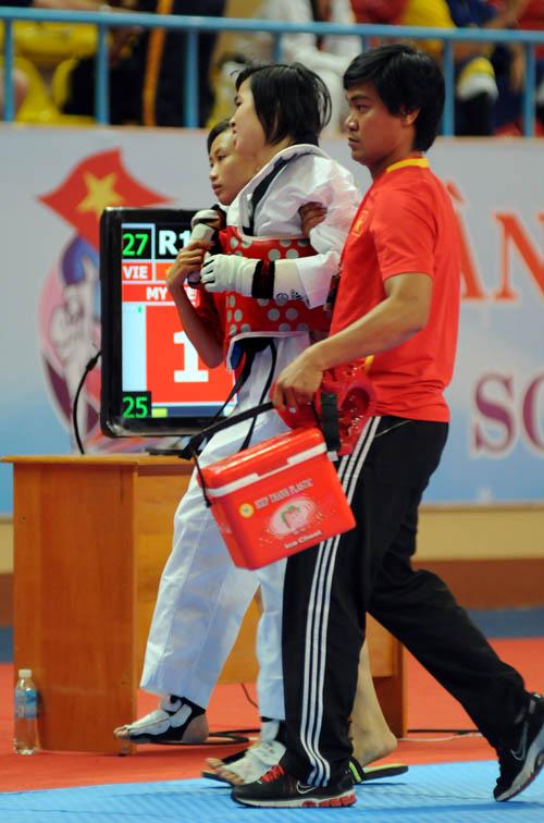 Giải Taekwondo quân sự thế giới lần thứ 21 57224710