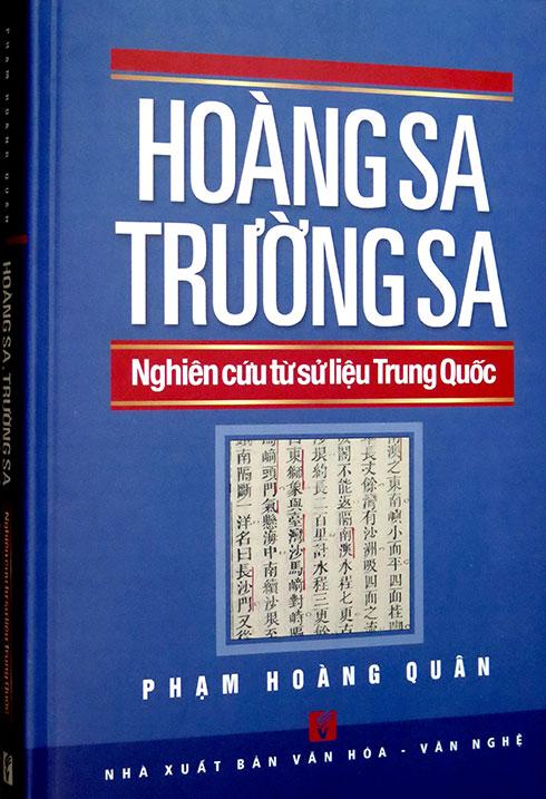 Sử liệu Trung Quốc không có Trường Sa, Hoàng Sa 5enuku10