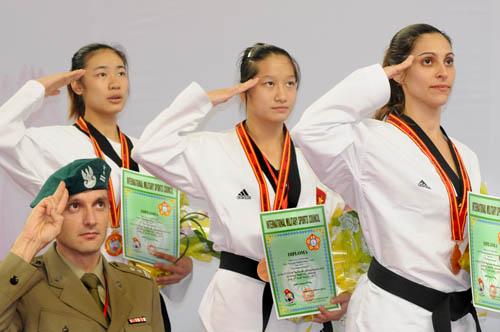 Giải Taekwondo quân sự thế giới lần thứ 21 65698810