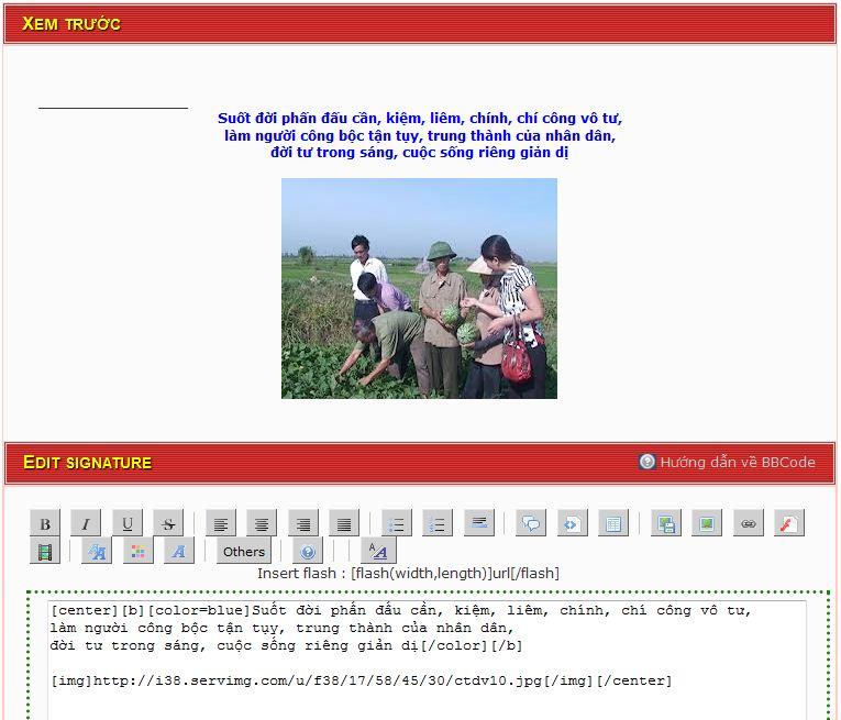 Hướng dẫn tạo chữ ký trên Diễn đàn Lục quân 2 Chuky_17