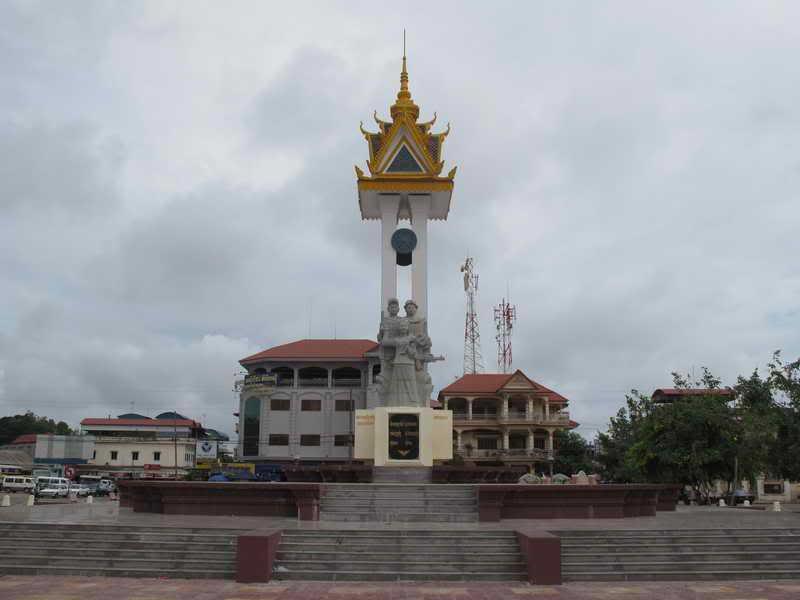Đài Tưởng niệm Quân Tình nguyện Việt Nam Daituo12